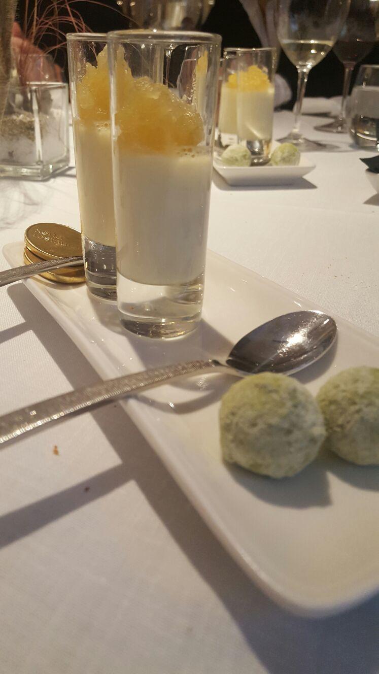 Restaurante xerta mini dulces