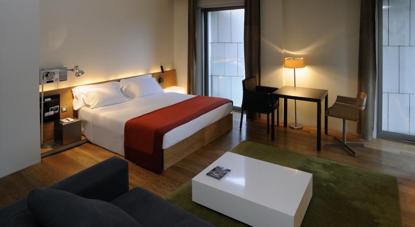 habitacion hotel omm barcelona
