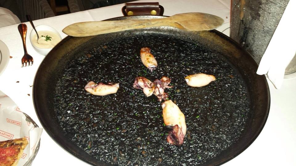 martinez arroz negro
