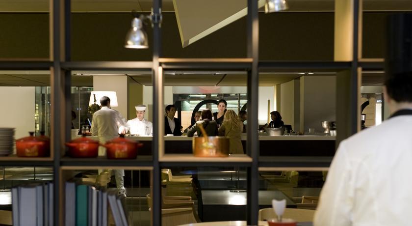 restaurante hotel omm barcelona