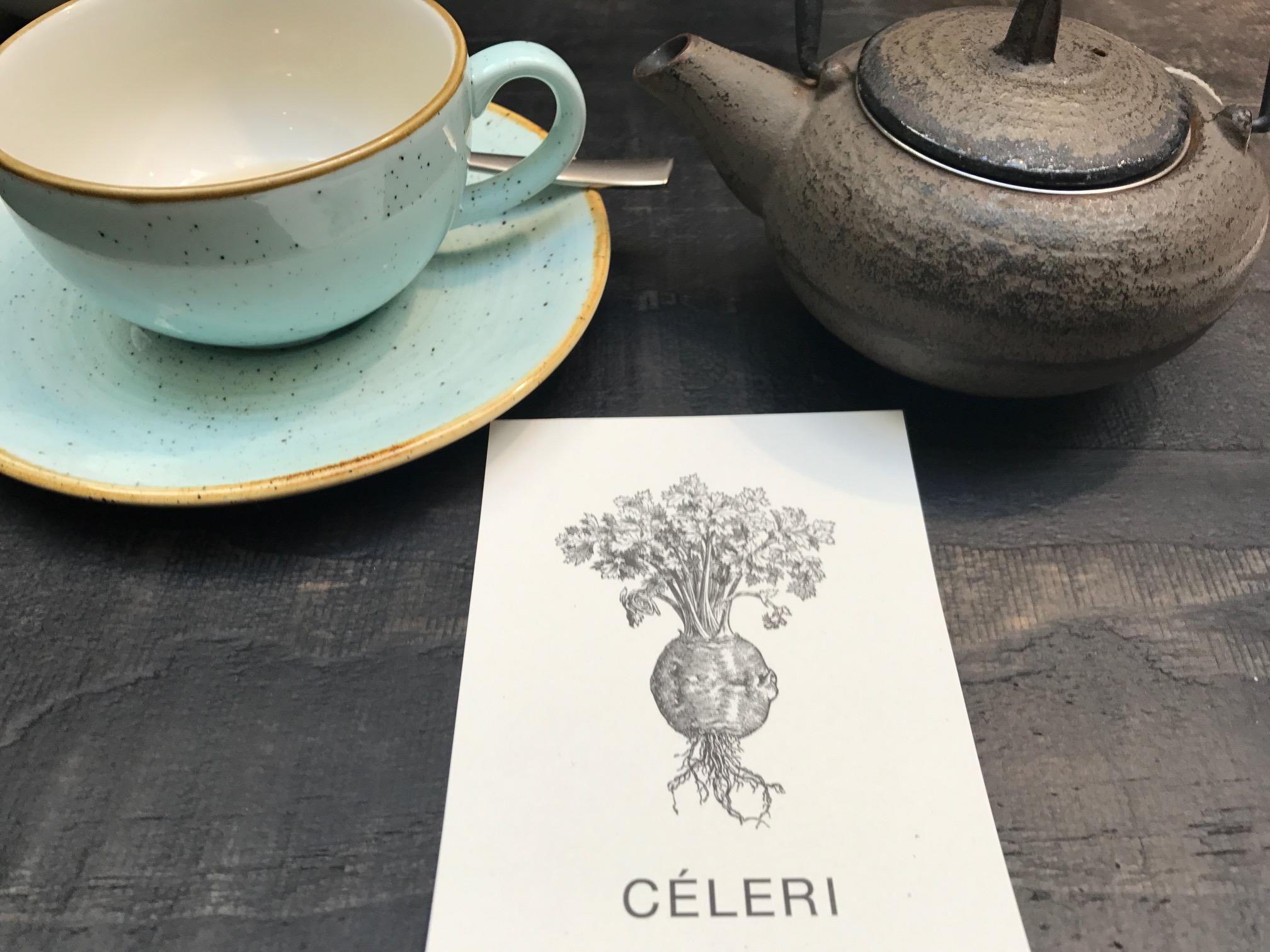 cafe celeri